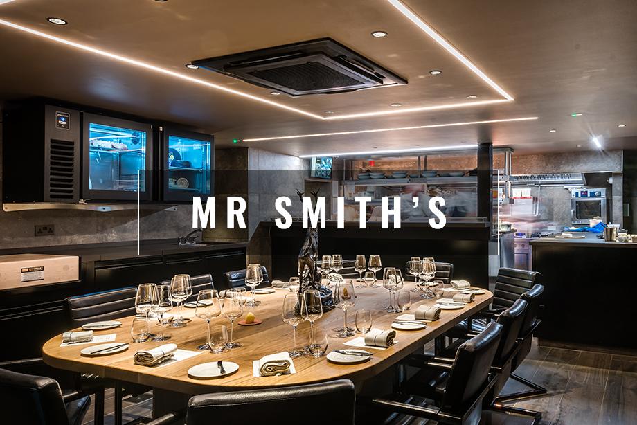 Mr Smith's
