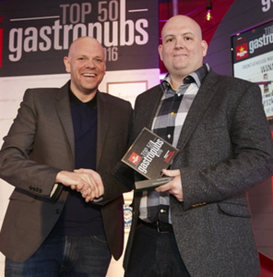 Awards top 50 gastro pubs 2016