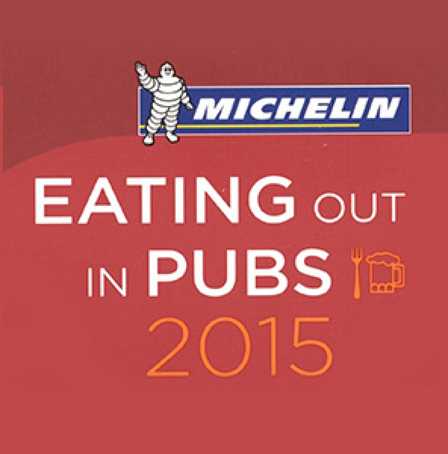 Michelin pubs guide 20154