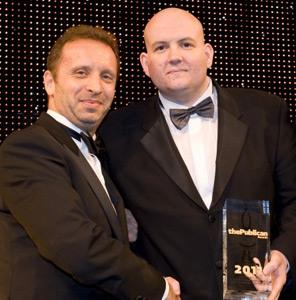 Publication award