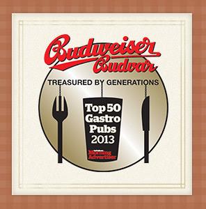 Top 5 gastro pub 2013